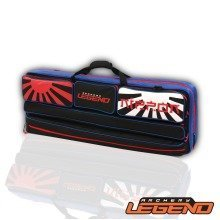 New Legend Archery NIPPON Combined Recurve & Compound Bow Carry Bag Case Vault Backpack
