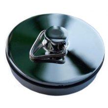 1.5cm Metal Chrome Sink Bath Plug -  plug chrome oracstar metal sinkbath 1 34 basin