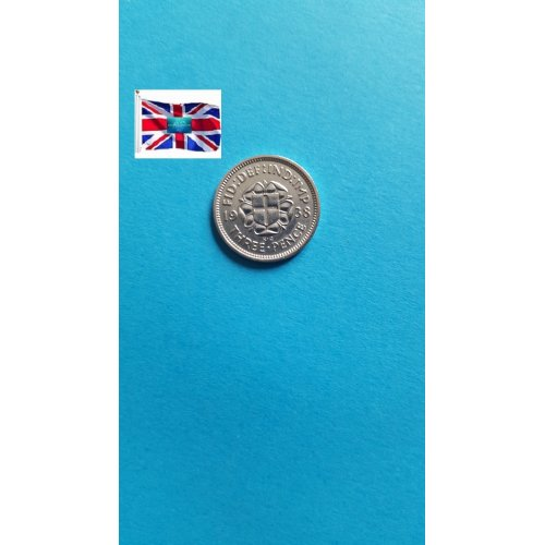 """Great Britain 1938 """"3 Pence - George VI incl. Colonial"""