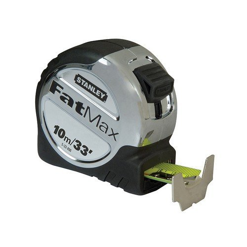 Stanley Fatmax 5-33-896 Tape Measure 10 Metre Metric Imperial