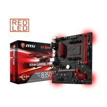 MSI B350M GAMING PRO AMD B350 Socket AM4 Micro BTX motherboard