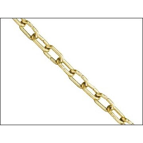 1.4mm x 1.0m Brass Clock Chain Load 5kg