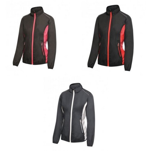 Regatta Activewear Womens/Ladies Athens Contrast Tracksuit Jacket