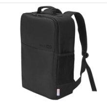 "Dicota BASE XX Backpack Laptop Bag 15.6"" Black. Padded adjustable..."