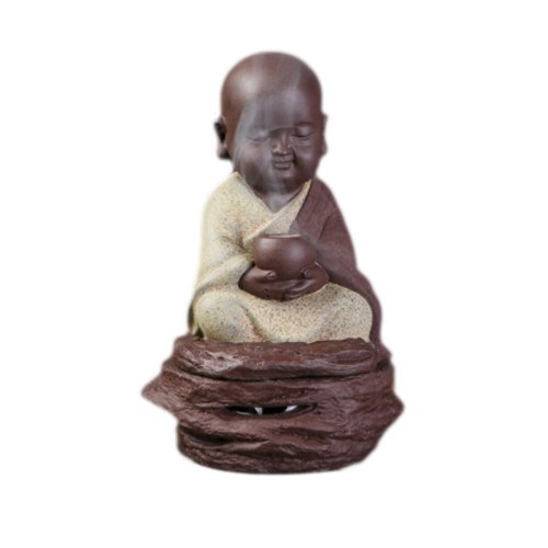 Monk Alms Bowl Incense Burner Incense Holder for Meditation Home Decor