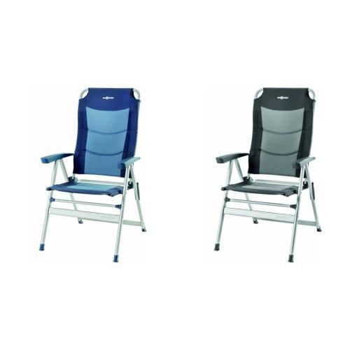 Brunner Kerry Slim 600 Aluminium Recliner Camping Chair