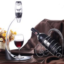 Drink Red Wine Magic Decanter instant Aerating Aerator Sediment Filter
