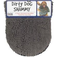 Dirty Dog Shammy Grey 33x79cm
