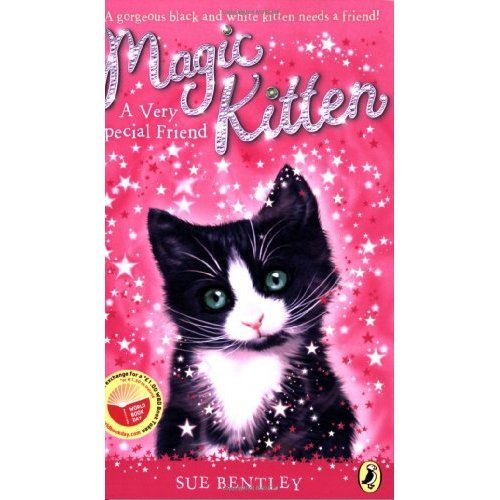 Magic Kitten: A Very Special Friend