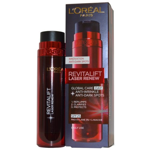 L'Oreal Revitalift Laser Renew Day Cream Anti Wrinkle 50ml SPF25