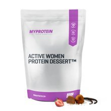 Myprotein Active Woman Protein Dessert Strawberry Shortcake 1kg