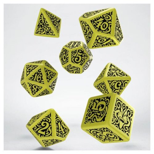 Call of Cthulhu Outer Gods Hastur Dice - Set of 7