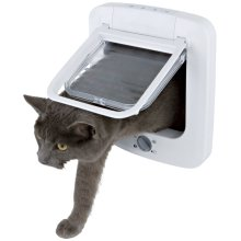 TRIXIE 4 Way Cat Flap 23x26.5 cm White 3850