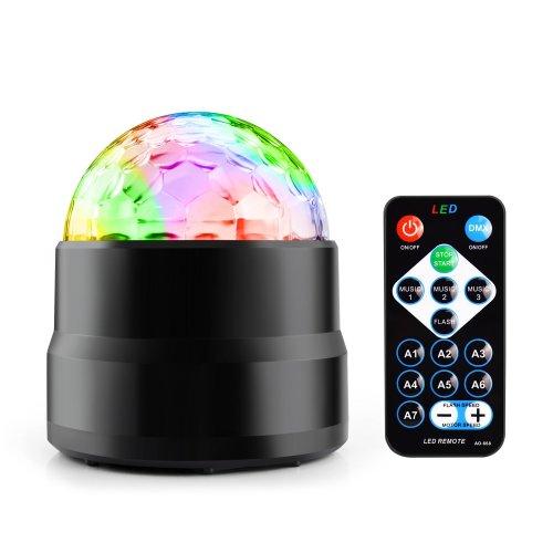 Full Colors Disco Light dj Light Show Light RGBW led Mini Party Light Christmas Decoration Light Gift Light Magic Light