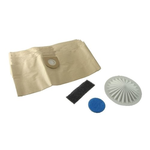 VAX Vacuum Cleaner Dust Paper Bags and Filter Set
