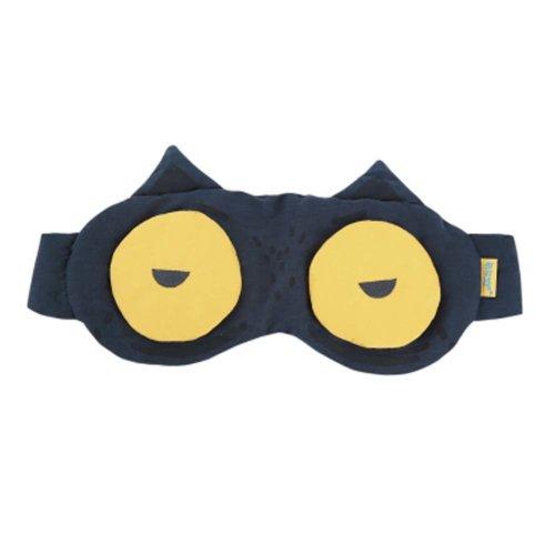 Great Gift [BIG EYE] Comfortable Eyeshade Sleep Eye Mask Unisex Eye Mask