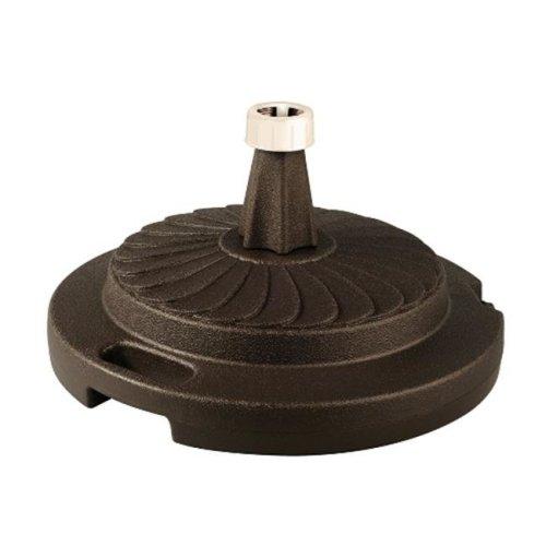 Patio Living Concepts 00297 95 lb Umbrella Stand Unfilled - Bronze