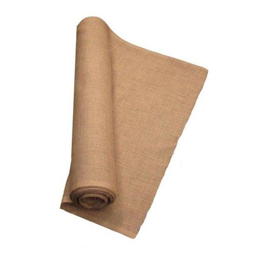 20 Yards Burlap Fabric, Natural - 40 in.