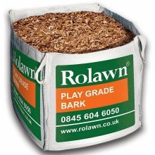 Rolawn Play Grade Bark - 1m³ Bulk Bag
