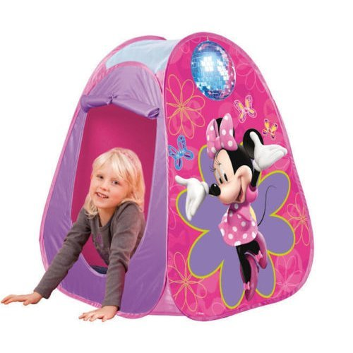 Disney Minnie Mouse Pop-Up Play Tent