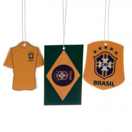 Brasil Air Fresheners (Pack Of 3)
