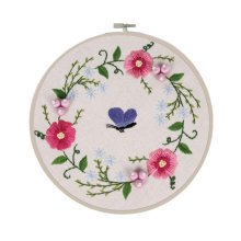 Embroidery Hand Sewing Tool Hoop Set Unforgettable Gifts