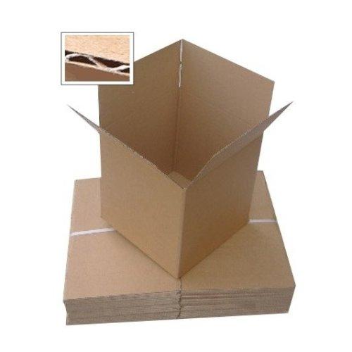 """Single Wall Box 10 x 10 x 10"""" (250 x 250 x 250mm)"""