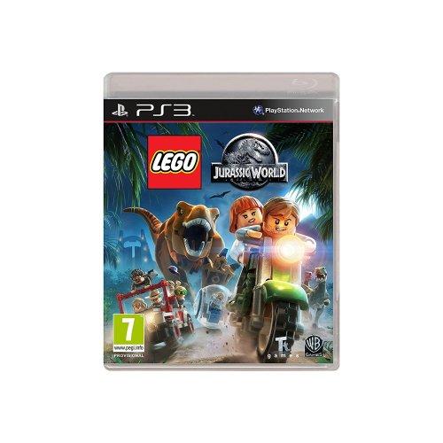 Lego Jurassic World Sony Playstation 3 Ps3 Game Uk