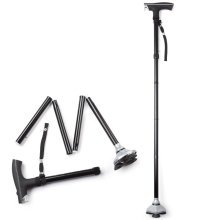 Folding Aluminium Walking Stick