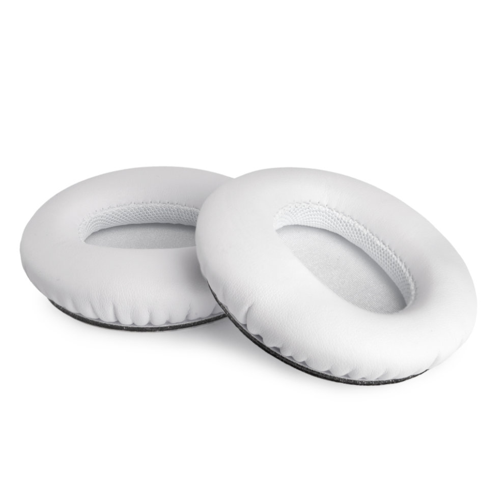 Replacement Ear Pads Cowin E7 + E7 Pro Cancelling Headphones - Cushion Kit  White