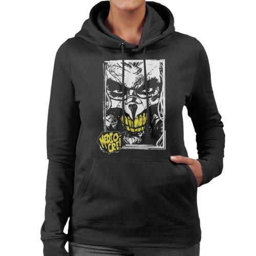 Mediocre Mad Max Fury Road Women's Hooded Sweatshirt