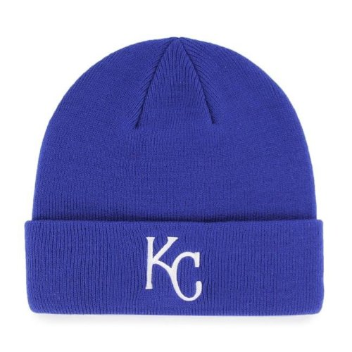 premium selection feadd 2e848 Fan Favorites B-MKN11ACE-RY MLB Kansas City Royals Mass Cuff Knit Cap - One  Size on OnBuy