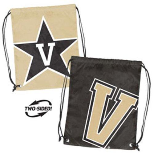 Logo Brands 232-87D Vanderbilt Doubleheader Backsack