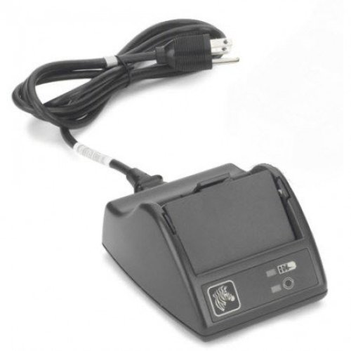 Zebra P1031365-064 Indoor Black battery charger