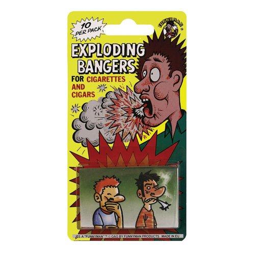 Exploding Cigarette Bangers | Practical Joke Exploding Cigarettes
