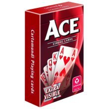 Ace - Extra Visible Red Cards