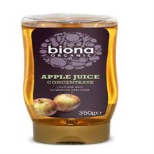 Biona Biona Organic Apple Juice Concentrate - Squeezy
