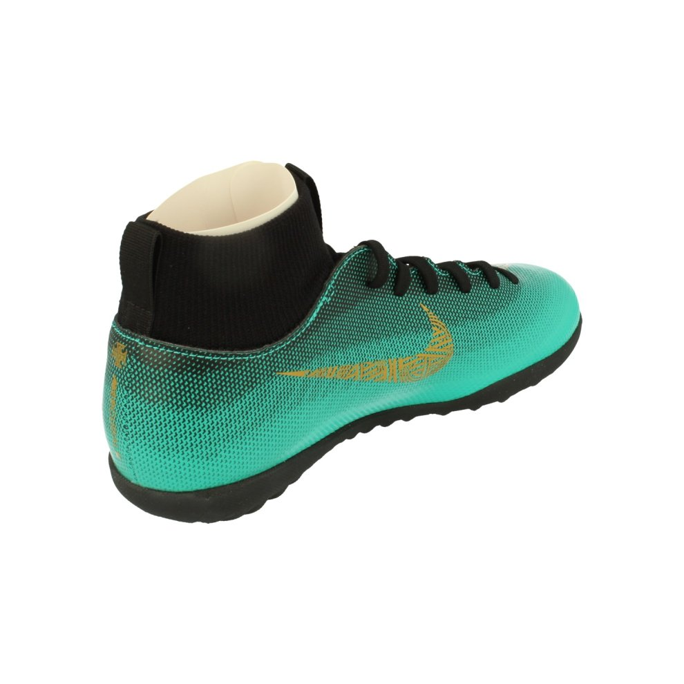 66ded91dc802 ... Nike Junior Superfly 6 Club Cr7 Tf Football Boots Aj3088 Soccer Cleats  - 2 ...