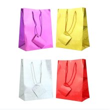 Tallon Holographic Gift Bags - Large - Pack 12 Redsilvergoldpurple -  tallon holographic gift bags pack 12 large redsilvergoldpurple