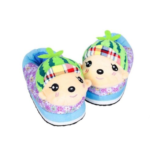 [#3] Creative Heating Shoes Warm USB Electric Heated Slipper usb Foot Warmer for Winter 22.5cm