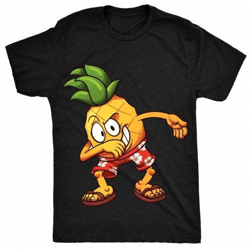 8TN Dabbing Pineapple Mens T Shirt