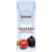 Biona Vegetable Juice Pressed - 0.5lt