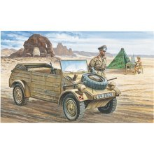 VW Typ 82 KUBELWAGEN - MILITARY VEHICLES 1:35 - Italeri 312