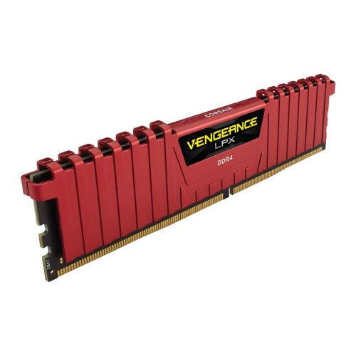 Corsair Vengeance LPX 4Gb DDR4 2400MHz Module - Red