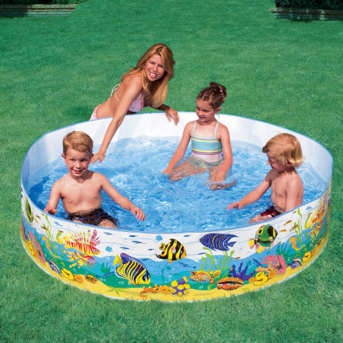 "Intex Snapset Pool 6' x 15"" (183 cm x 38 cm)"