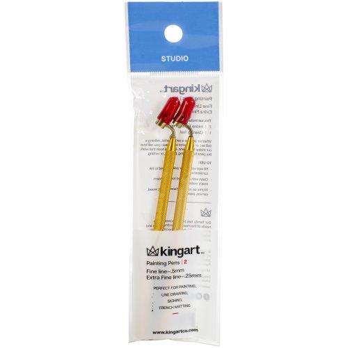 Inkline Painting Pen Set .5mm & .25mm 2/Pkg-