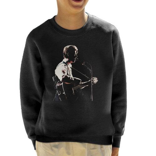 David Bowie At Birmingham NEC 1990 Kid's Sweatshirt