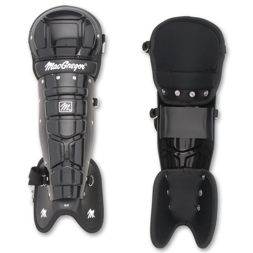 MacGregor MCB67 Umpires Leg Guards (Pair)