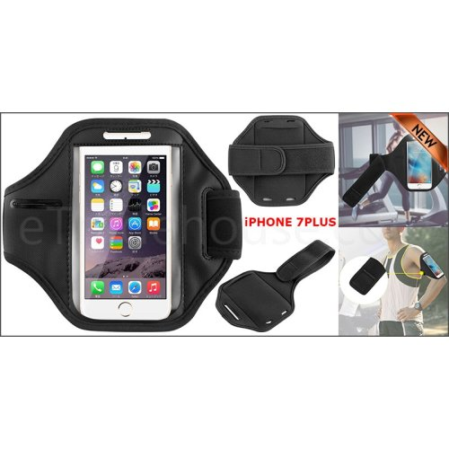 new concept 86678 608d2 Apple Gym Running Jogging Sports Armband Holder For iPhone 7 Plus