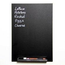 A3 Memo Chalkboard with Shelf